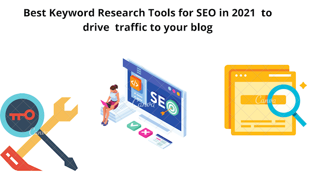 5 Best Keyword Research Tools for SEO in 2021 to drive traffic to your blog