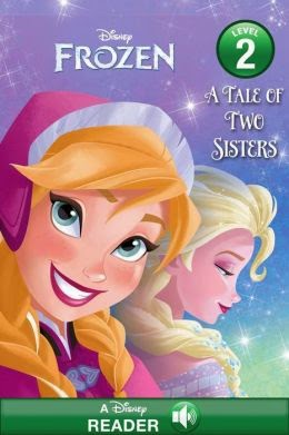 A Tale of Two Sisters - Frozen ebook