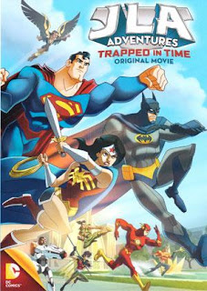 JLA Adventures: Trapped in Time<br><span class='font12 dBlock'><i>(JLA Adventures: Trapped in Time)</i></span>