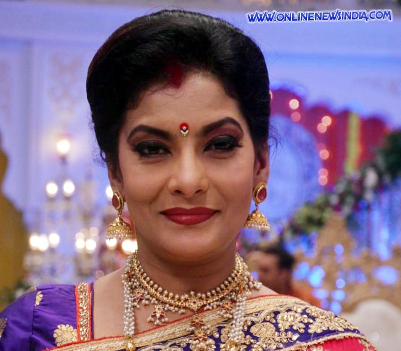 Papia Sen Gupta as Uma in show Qayamat Ki Raat