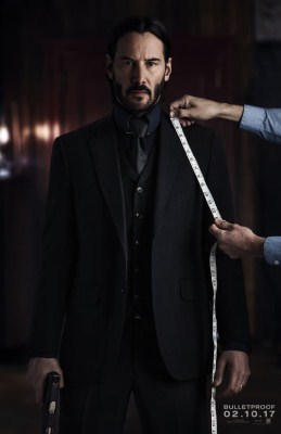 sinopsis John Wick: Chapter Two
