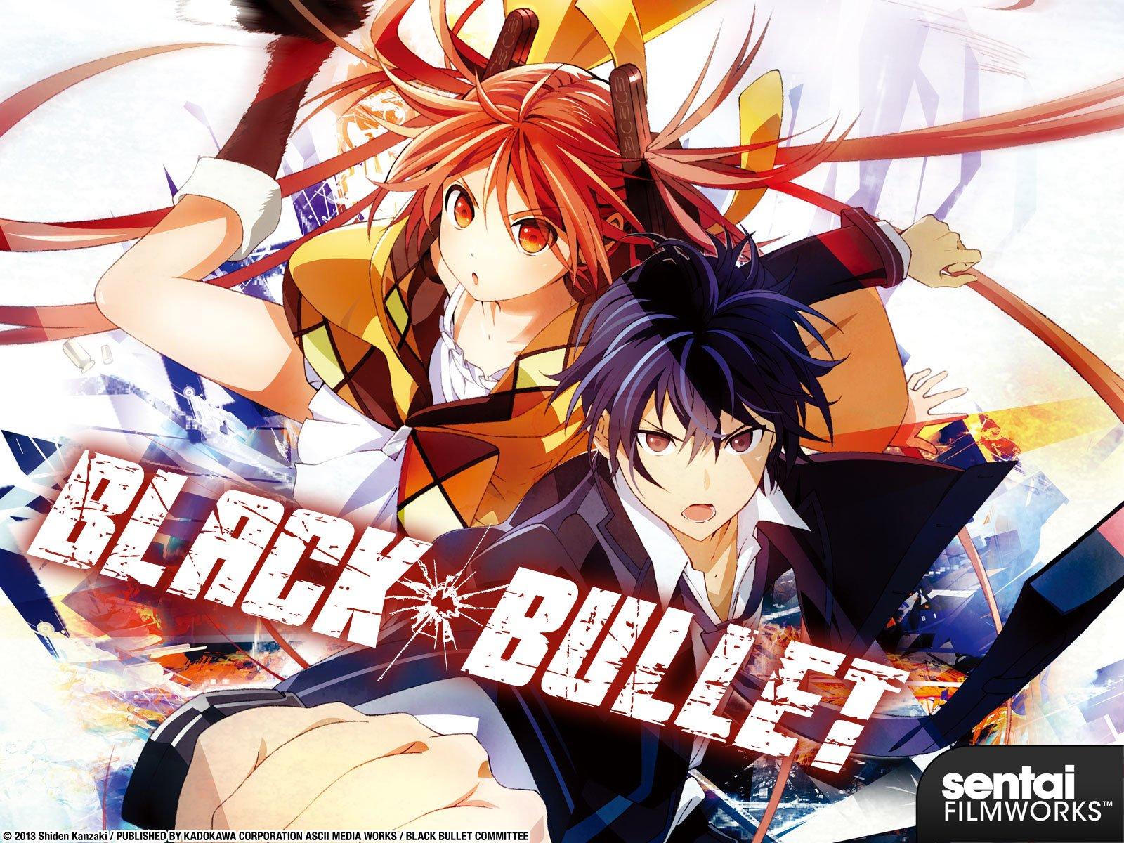 Black Bullet BD (Episode 01 – 13) Subtitle Indonesia