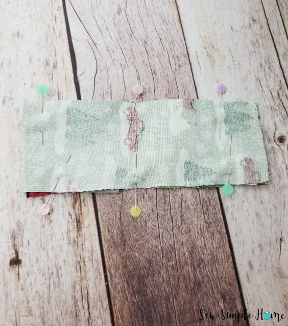 fabric gift card holder free pattern