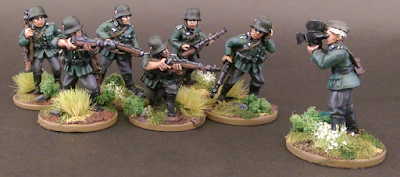 Warlord Games Camera Man Propaganda BTD Painted Germans