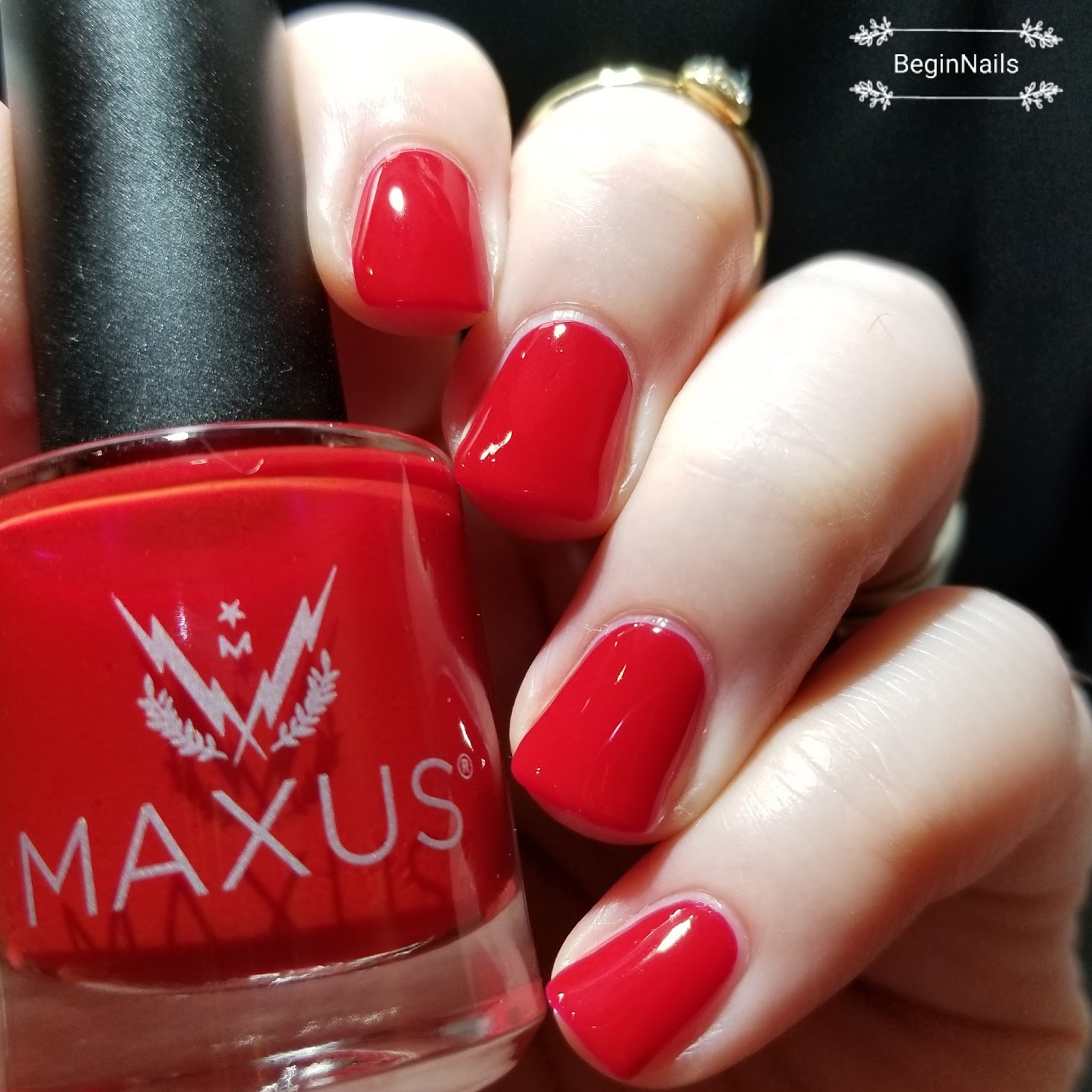 Let\'s Begin Nails: MAXUS Nails Empower Collection Swatch and Review