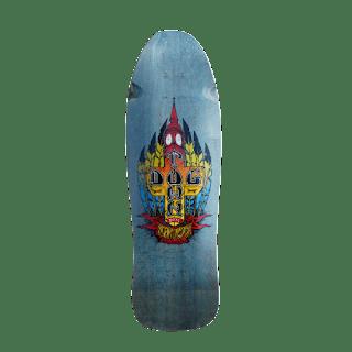ドッグタウンスケーツ x スーサイダルスケーツ / オールドスクールスケートボードの渋さ