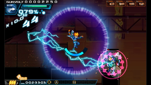 Azure Striker Gunvolt Free Download PC Games