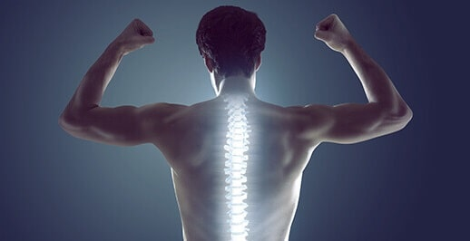 how to keep spine healthy back