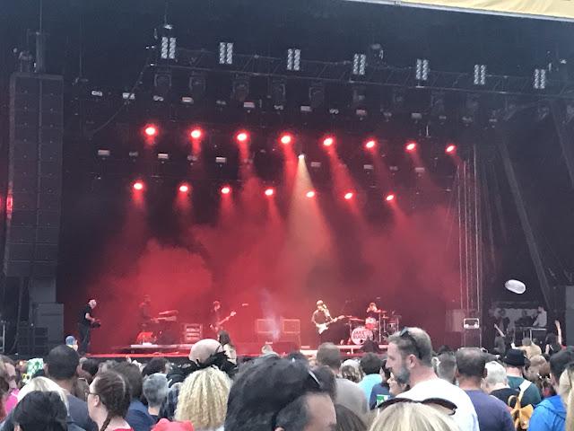 Bingley Music Live Festival 2018 who we saw - Jake Bugg