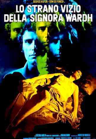 Download [18+] The Strange Vice of Mrs. Wardh (1971) Italian, Spanish 480p 467mb