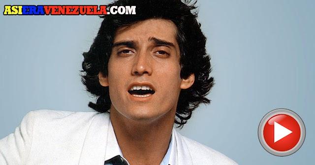 Guillermo Dávila - El ídolo joven de aquella generación