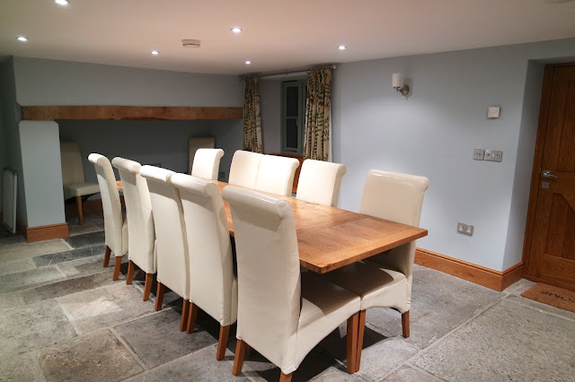 Double House Farm, Wells, Somerset - Dining Room