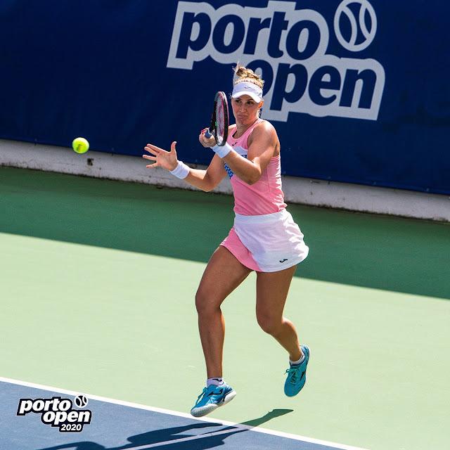 Beatriz Haddad Maia Porto Portugal W25