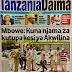 HAYA HAPA MAGAZETI YA LEO JUMATANO FEBRUARI 28,2018 -NDANI NA NJE YA TANZANIA