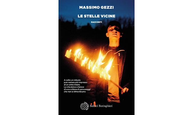 """Massimo Gezzi, copertina """"Le stelle vicine"""""""