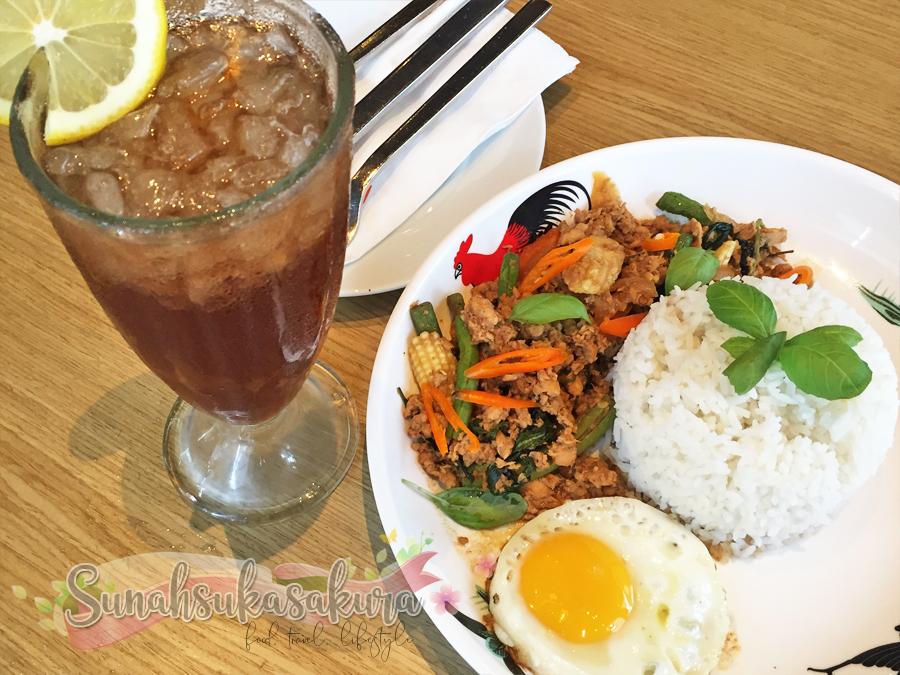 Express Lunch Set Amari Johor Bahru