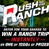 Marlboro Rush to the Ranch Instant Win Giveaway - 104,390 Winners. Win a Wallet or Luggage Tag. 350 Win a Trip to the Marlboro Ranch! Daily Entry, End 3/15/20. Void in MA and MI