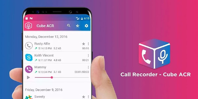 Call Recorder – Cube ACR - Best Call Recorder Apps for Android Devices