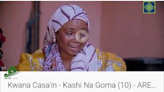Kwana Casa'in - Kashi Na Goma