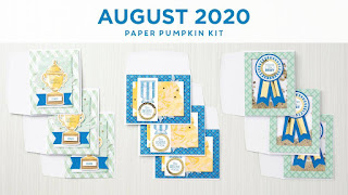 8 August 2020 Paper Pumpkin Alternative Projects: World's Greatest Kit  #paperpumpkin