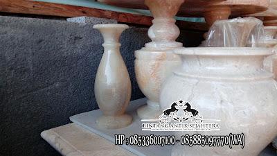 Kerajinan Marmer Tulungagung, Vas Bunga Marmer, Jual Vas Bunga Bahan Marmer