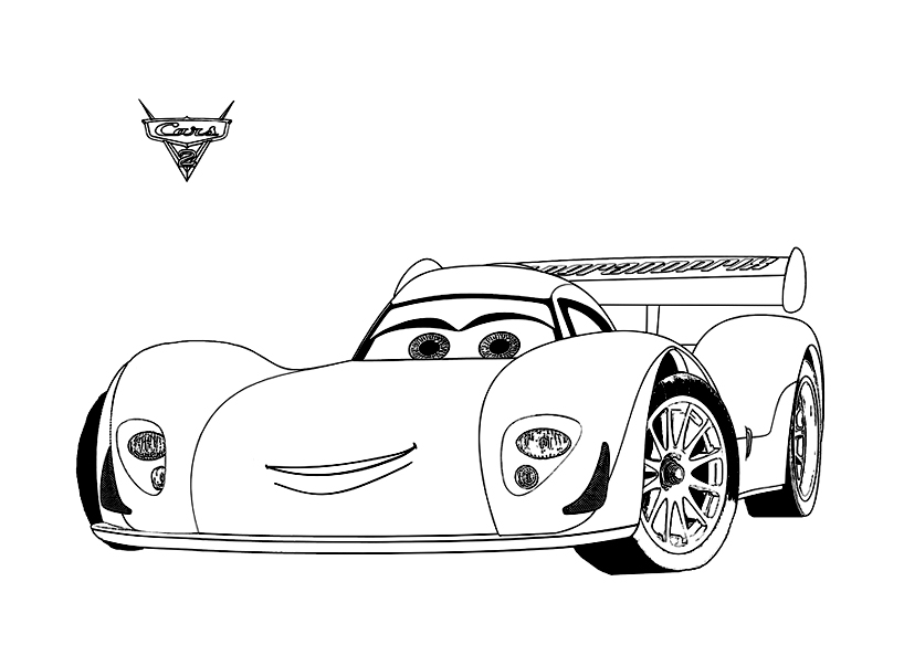 Coloriage Cars 1.Funzooka Disney Cars Coloring Pages For Boys 2016 17