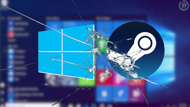 Falha grave de segurança no Windows 10, afeta usuários da Steam