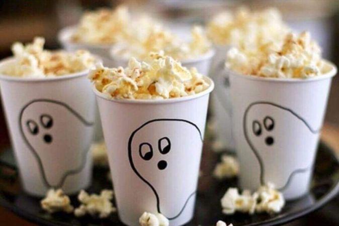 cómo repartir los dulces en halloween