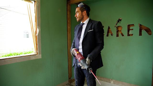 demolition, película favorita sara salamo, jake gyllenhaal