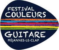 LOGO Festival Couleurs Guitare