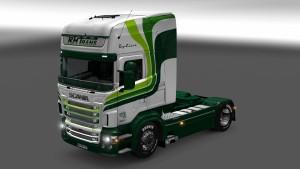 Scania RJL RH Trans Skin mod