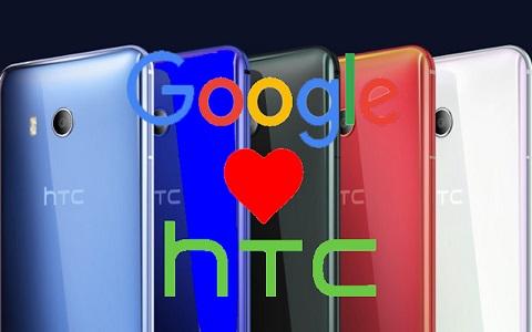 جوجل تشتري قطاع بكسل من htc بسعر 1.1 مليار دولار