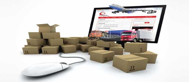 Cara tracking paket dari luar negeri.