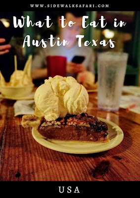 What to eat in Austin Texas USA
