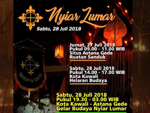 Nyiar Lumar 28 Juli 2018
