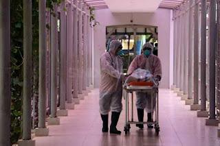 Indonesia Urutan ke-2 Tingkat Kematian Akibat Virus Corona di Dunia