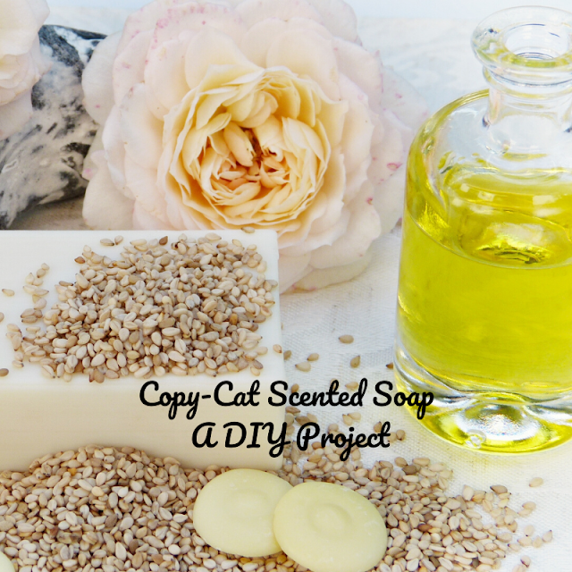 Copy-Cat Scented Soap: A DIY Project