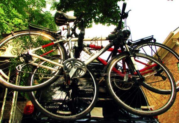 Hal yang Perlu Kamu Perhatikan saat Memasang Rak Sepeda di Mobil