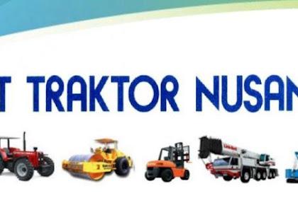 Lowongan Kerja Terbaru PT Traktor Nusantara Tingkat SMA/SEDERAJAT Batas Pendaftaran 31 Agustus 2019