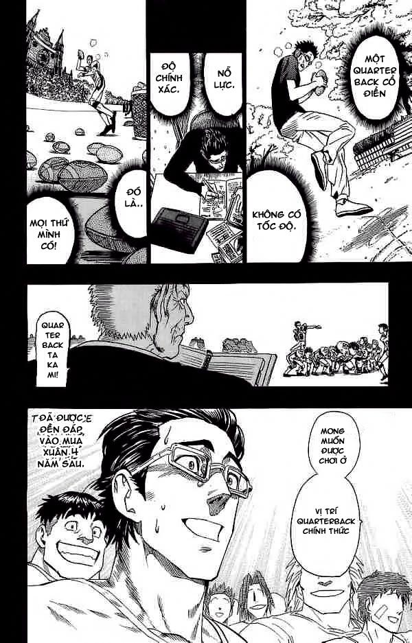 Eyeshield 21 chapter 92 trang 12