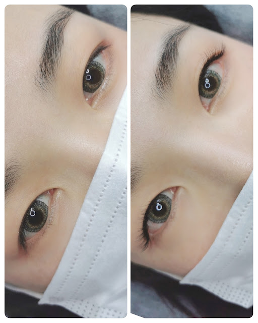 Lash Babe Empire City damansara perdana Eyelash Extensions malaysia beauty blogger cestlajez