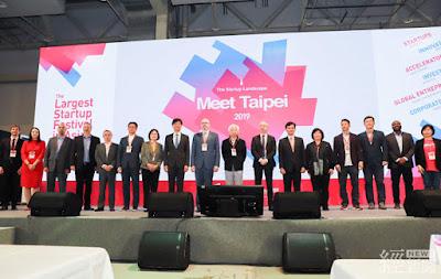 2019 Meet Taipei創新創業嘉年華  展現中小企業豐沛創新能量