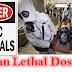 الجرعة القاتلة للنصف  Median lethal dose