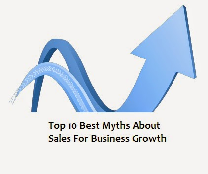 Top 10 Best Myths About Sales For Business Growth 1