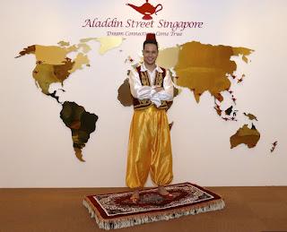 Source: Aladdin Group. Aladdin himself.