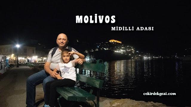 MOLİVOS / MİDİLLİ ADASI