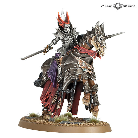 Blood Knights Kastelai