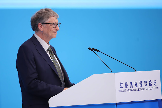Bill Gates Overtakes Jeff Bezos To Become World's Richest Man In The World
