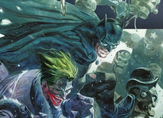 7 Cómics de Batman Sobre Contagios y Pandemias
