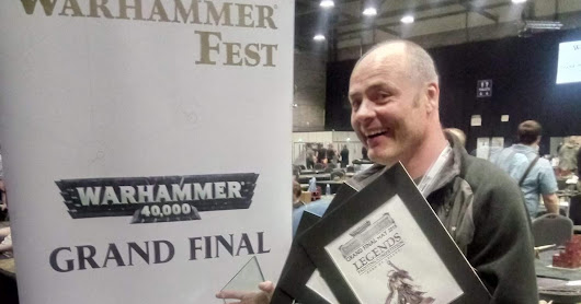 Warhammer Fest and GT Final